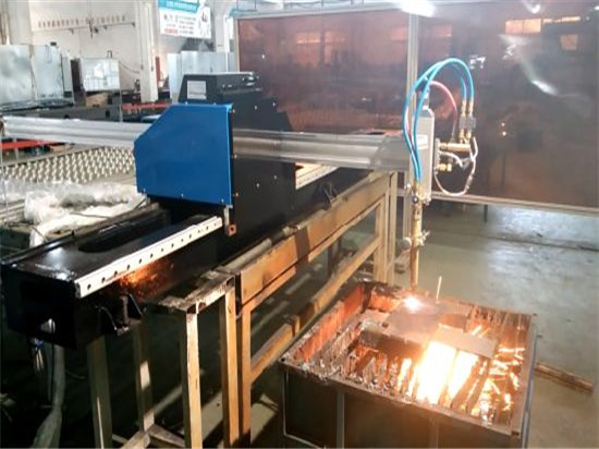 Smart and strong enough plasma cutting torch metal plasma cutter machine