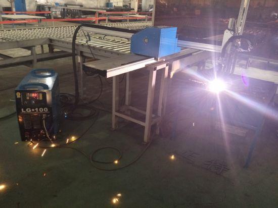 China metal low cost cnc plasma cutting machine , cnc plasma cutters for sale