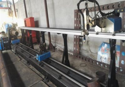 Homemade portable plasma metal cutting machine
