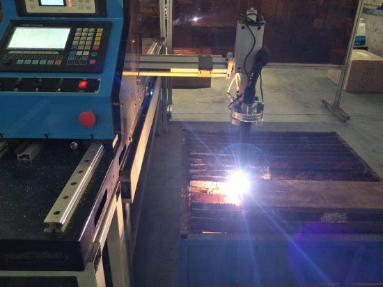 Strong machine body 1500*6000mm plasma cutting machine