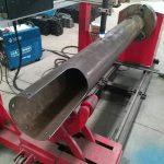 CNC Plasma and Flame Steel Sheet Metal Aluminum Plate Cutting Machine