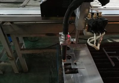 Fast speed 1500x3000mm cnc plasma cutting and flame metal cutting machine