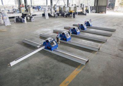 promotional cheap price cnc plasma cutting machine for metal parts/table type cnc sheet metal plasma cutting machine with THC
