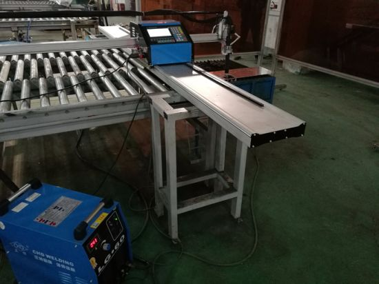 Light weight gantry cnc cutting machine plasma
