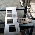Portable CNC gas metal plasma cutter profile cutting\plasma cutter