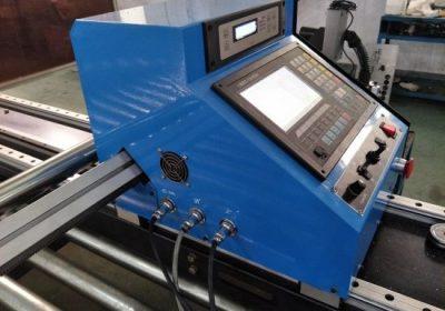 Steel plate cnc table plasma oxyfuel cutting machine with starfire cnc plasma cutting machine