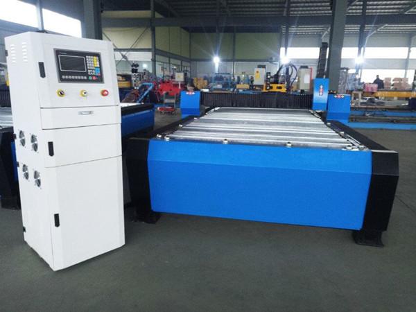 High performance cnc cutting machine plasma for cutting tube and metal sheet