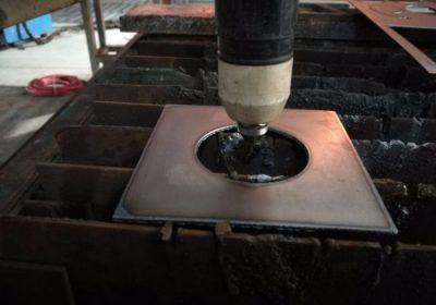 1525 1530 metal sheet cnc plasma cutter plasma cutting machine with water bed